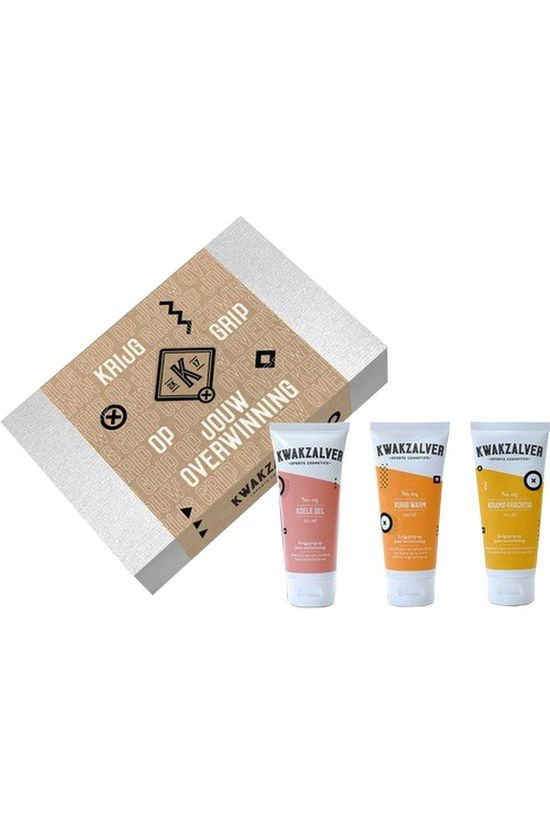 Kwakzalver Cream Giftbox De Hersteller No colour