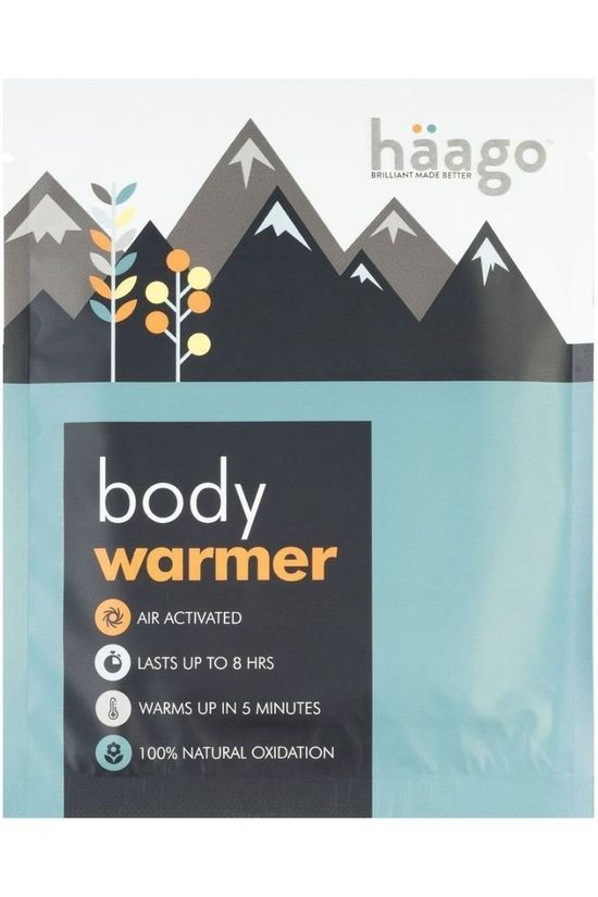 Häago Body warmer No colour / Transparent