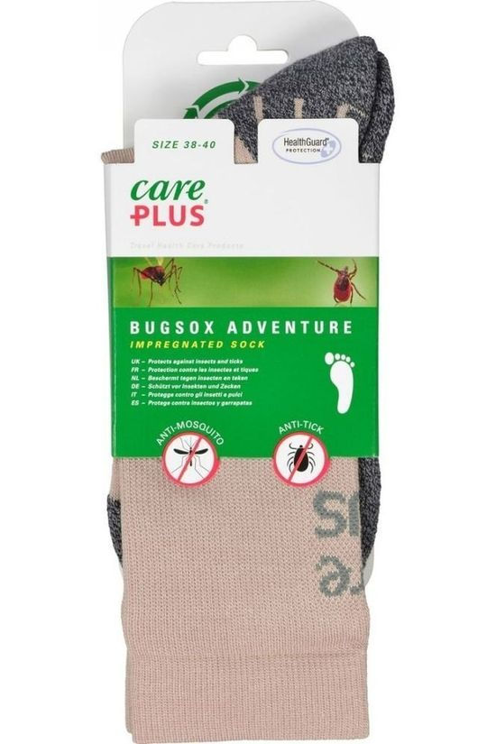 Care Plus Sokken Bugsox Adventure Lichtkaki