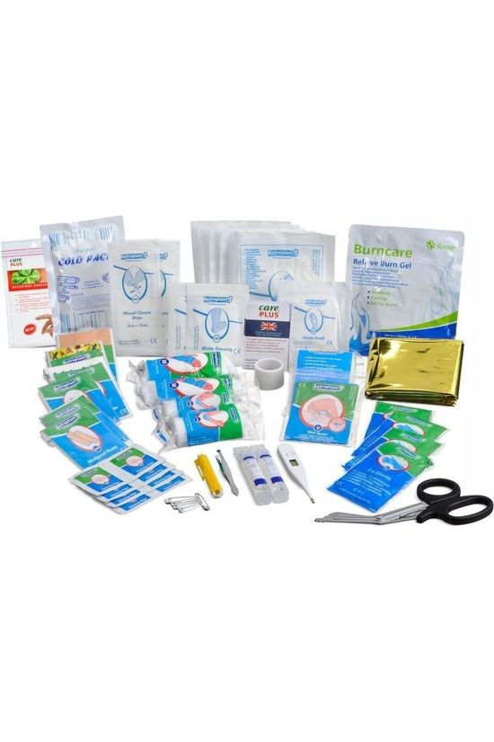 Care Plus Trousse de Secours Family Pas de couleur / Transparent