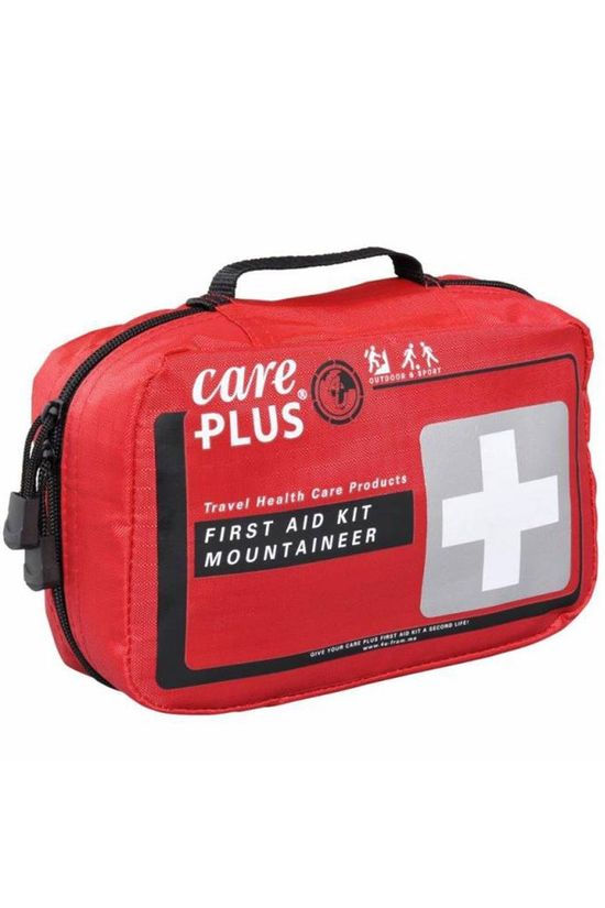 Care Plus First aid kit Mountaineer No colour / Transparent