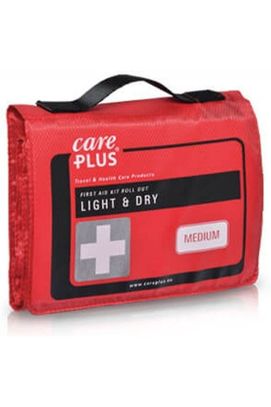 Care Plus EHBO-Kit Roll Out Medium Geen kleur / Transparant