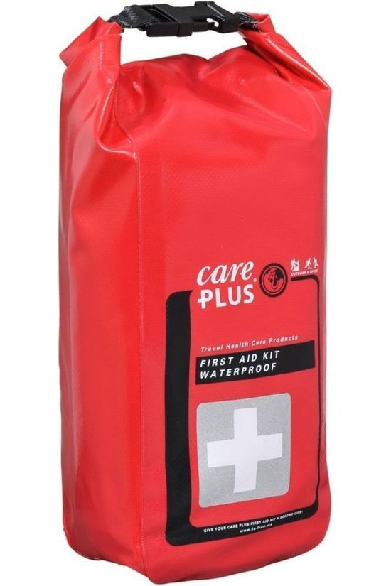 Care Plus First Aid Kit Waterproof No colour / Transparent
