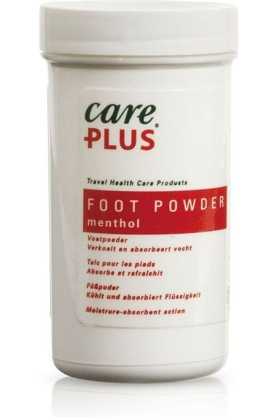 Care Plus Voetverzorging Foot Powder Geen kleur / Transparant