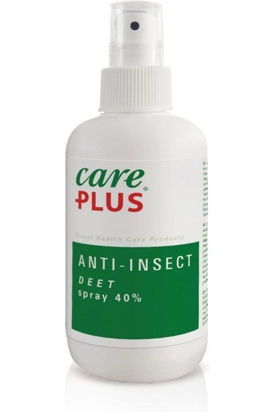 Care Plus Anti-insect Spray Deet 40% 200ml No colour / Transparent