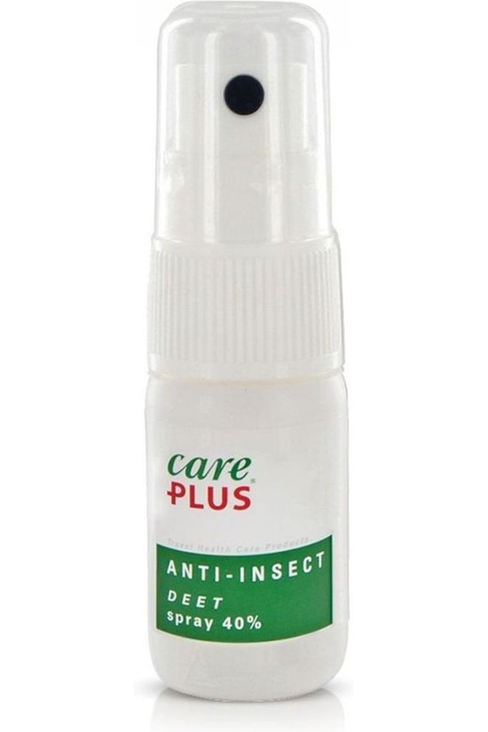 Care Plus Insectenwering Spray Deet 40% 15ml Geen kleur / Transparant