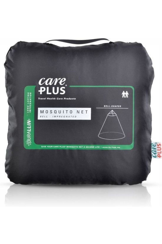 Care Plus Mosquito Net Bell Impregnated No colour / Transparent