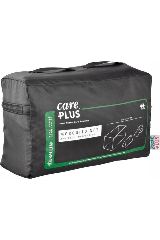 Care Plus Moustiquaire Duo Box Impregnated Pas de couleur / Transparent