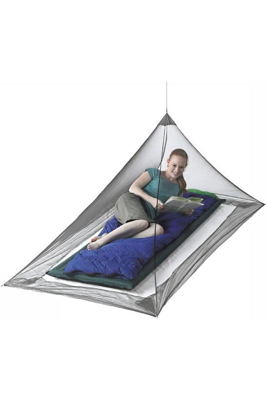 Sea To Summit Moustiquaire Mosquito Net Single Pas de couleur / Transparent