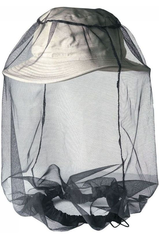 Sea To Summit Mosquito Net Mosquito Headnet mid grey