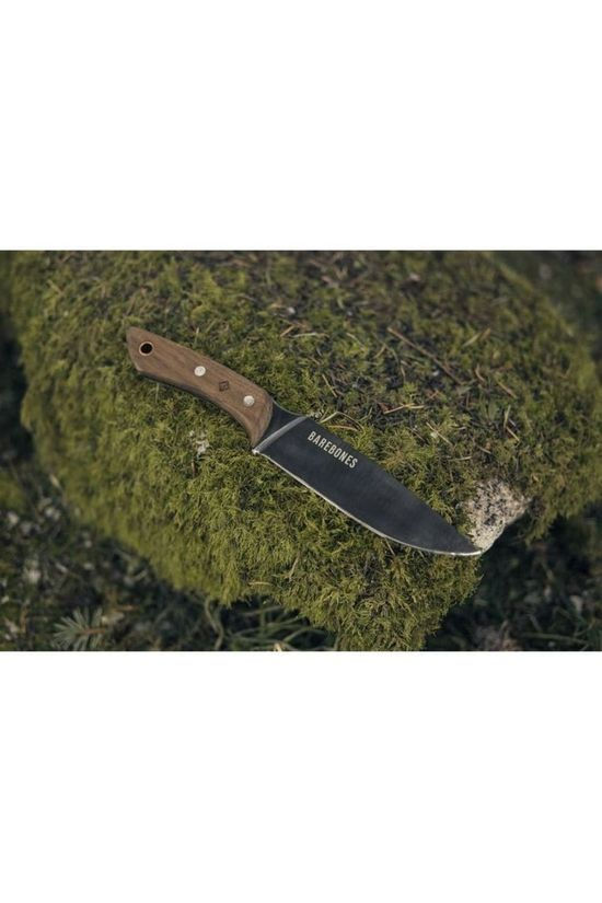 Barebones Living Knife No.6 Field Knive Incl. Holster No colour / Transparent