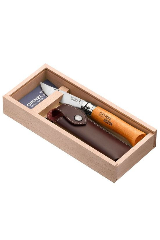 Opinel Knife Gift Box NO. Olive No colour