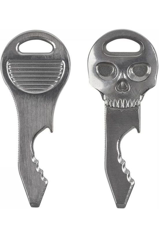 Nite Ize Multitool Doohickey Skulley Key Tool Middengrijs
