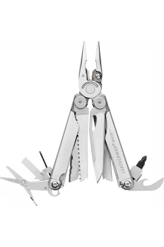 Leatherman Multitool Wave Plus Geen kleur / Transparant