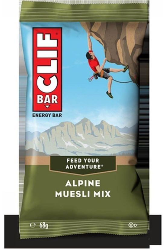 Clif Bar Bar Alpine Muesli Mix No colour / Transparent