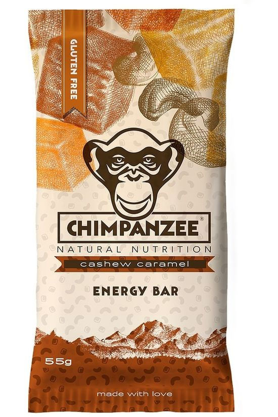 Chimpanzee Bar Cashew Caramel No colour / Transparent