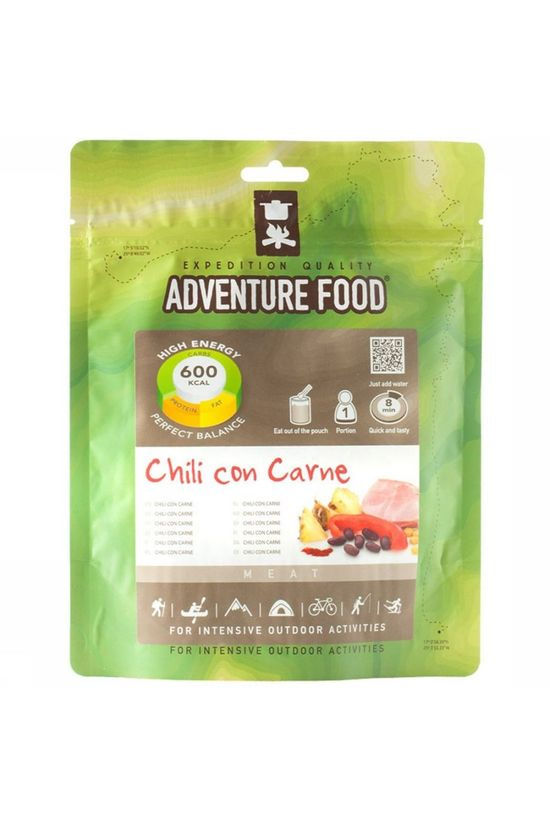 Adventure Food Maaltijd Chili Con Carne 1P No colour / Transparent