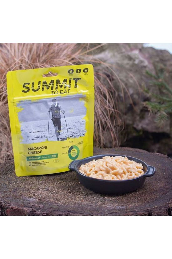 Summit to eat Repas Macaroni Cheese Pas de couleur / Transparent