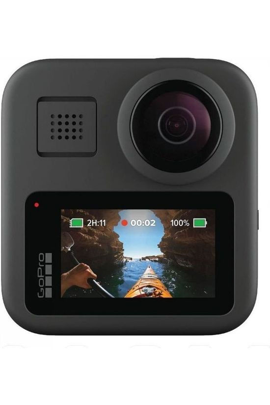 GoPro Video Max Zwart