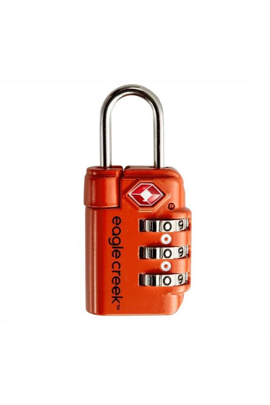 Eagle Creek Anti-Diefstal Travel Safe TSA Lock  Orange