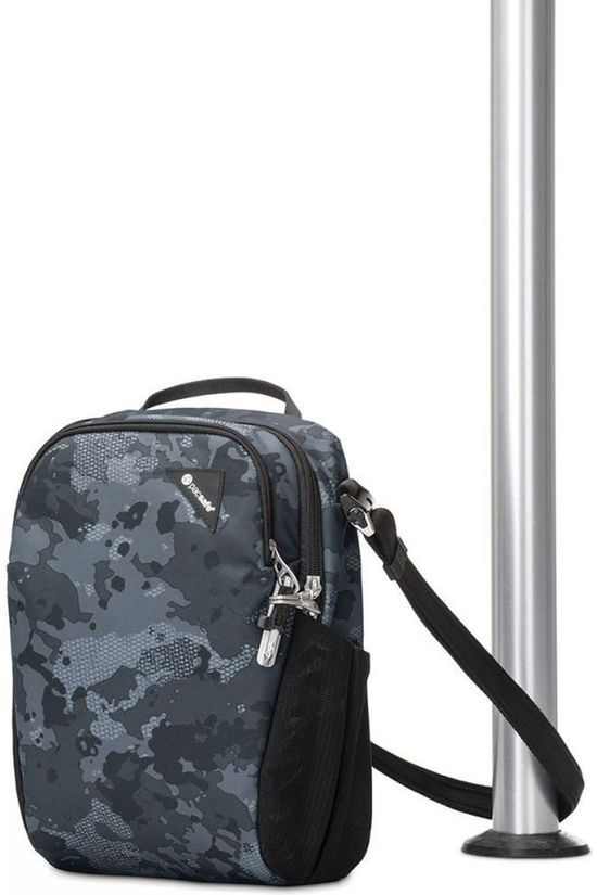Pacsafe Anti Theft Vibe 200 dark grey/Assortment Camouflage