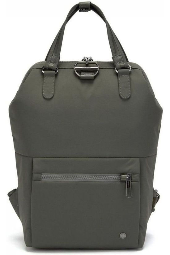 Pacsafe Anti Theft Citysafe Cx Mini Backpack dark grey
