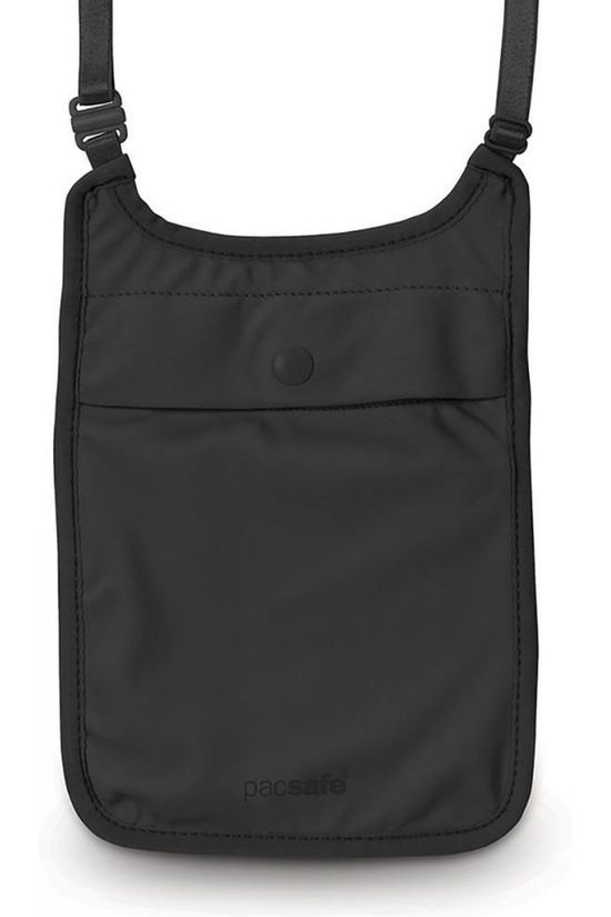 Pacsafe Anti Theft Coversafe S75 Neck Pouch black
