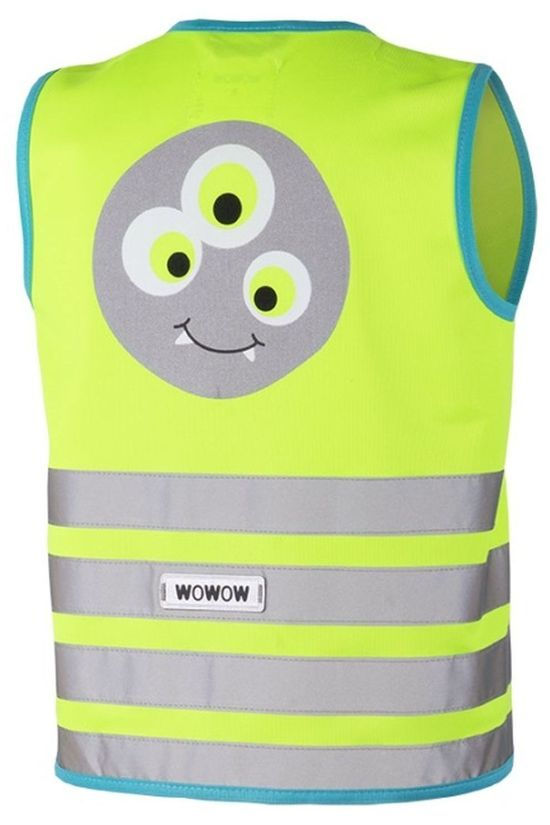 Wowow Reflective  Crazy Monster Jacket  light green