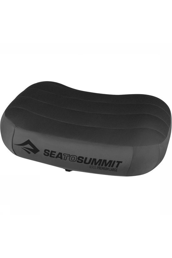 Sea To Summit Pillow Aeros Premium Large dark grey