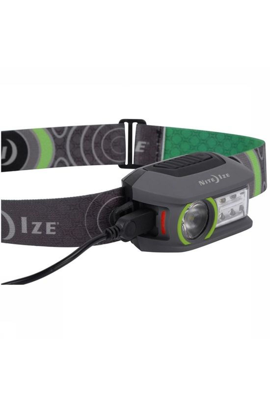 Nite Ize Radiant 250 Rechargeable Headlamp Pas de couleur / Transparent
