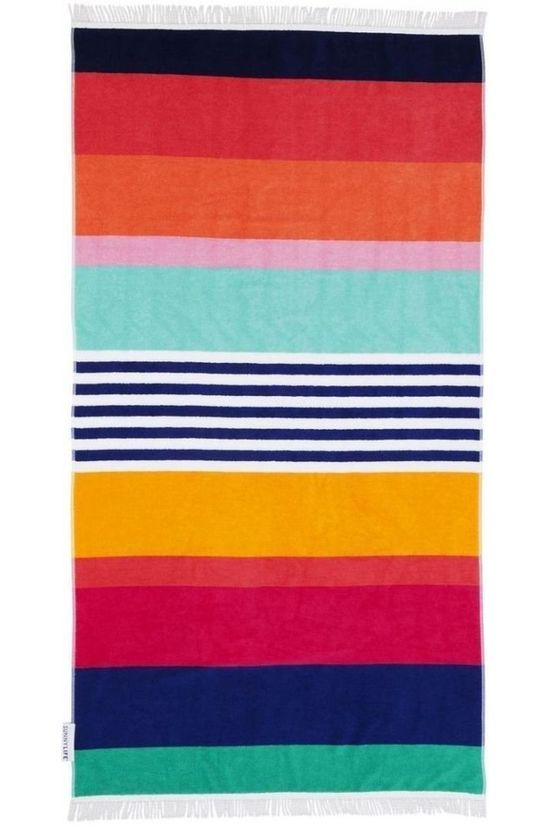 Sunnylife Divers Luxe Towel Catalina Assorti / Mixte