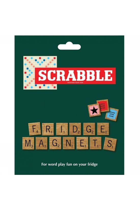Scrabble Gadget Fridge Magnets No colour / Transparent
