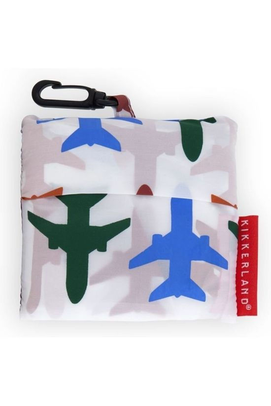 Kikkerland Gadget Airplane Travel-Size Sac à Linge Blanc/Assorti / Mixte
