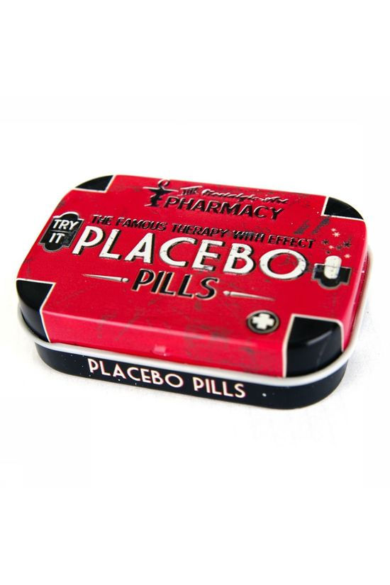 Nostalgic Art Gifts Peppermint Tin Placebo No colour / Transparent