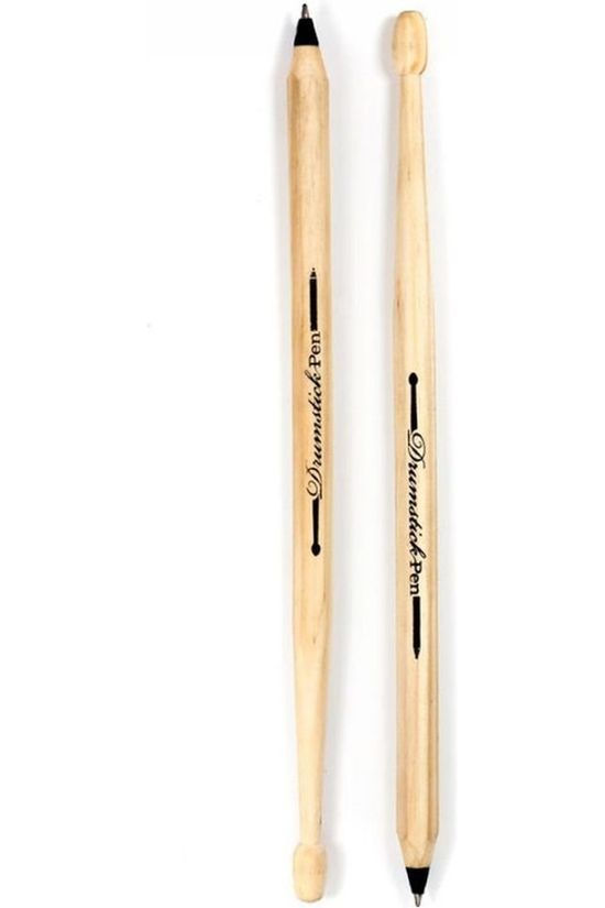 Suck UK Gadget Drumstick And Pen light brown