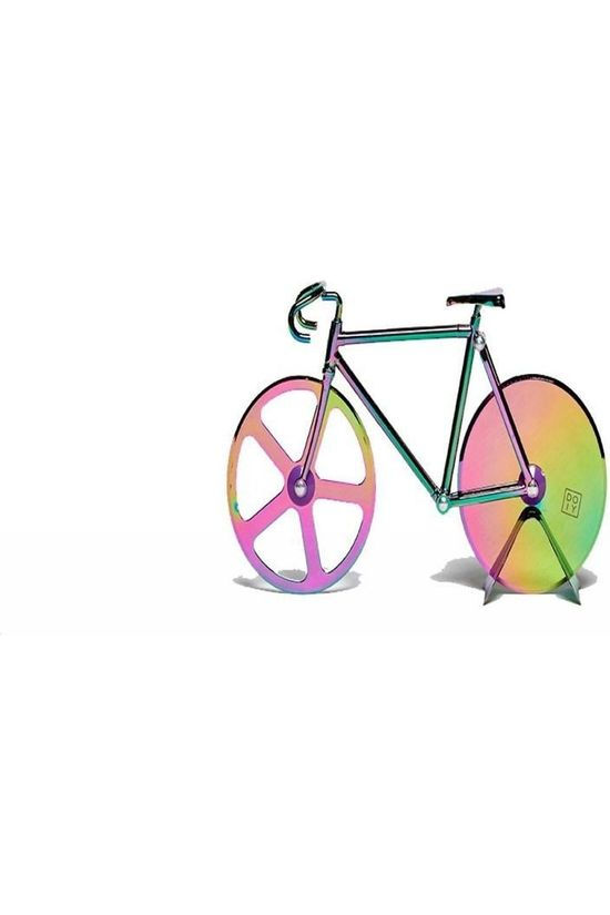 Doiy Gadget Pizza Cutter Fixie Light Pink/Assorted / Mixed