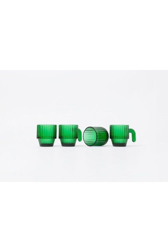 Doiy Gadget Saguaro Coffee Cups green