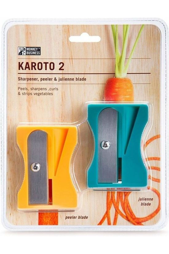 Monkey Business Gadget Karoto 2 Petrol/Oranje