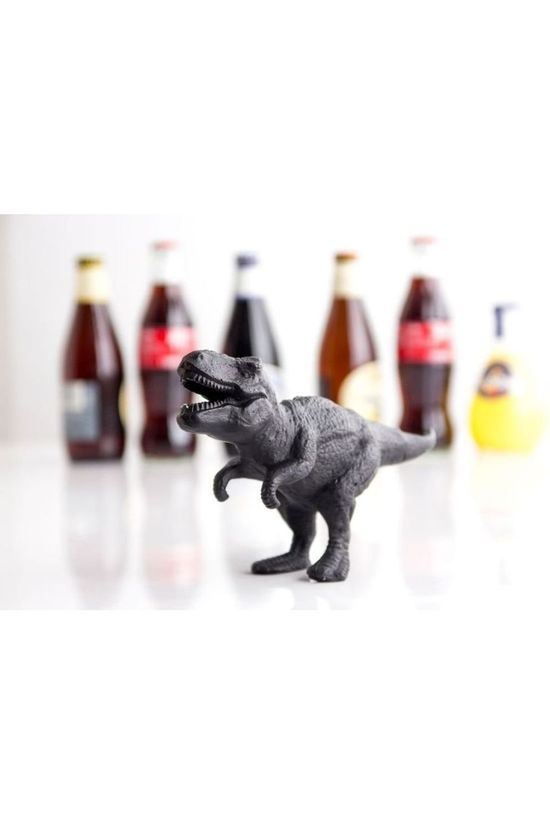 Suck UK Gadget Dinosaur Bottle Opener Gris Foncé