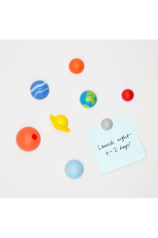 Suck UK Gadget Solar System Magnets Assorted / Mixed