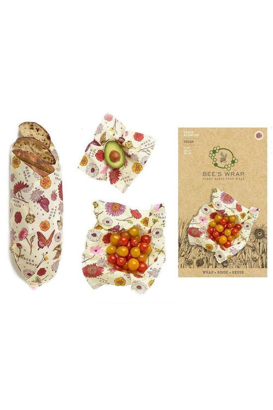 Bee's Wrap Gadget Pack Assorted Meadow Magic Vegan Pas de couleur
