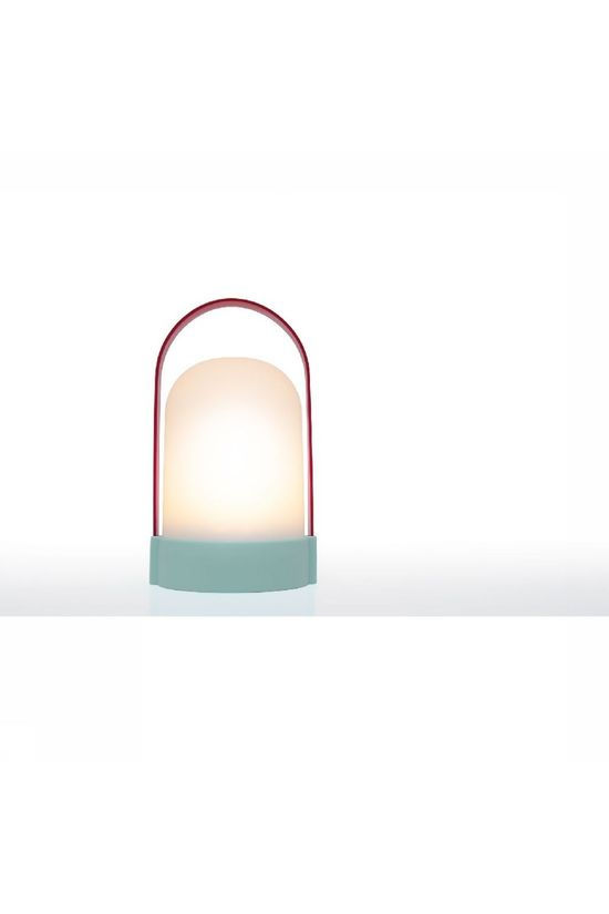 Remember Gadget Uri Lamp Anabelle Rouge Moyen/Blanc