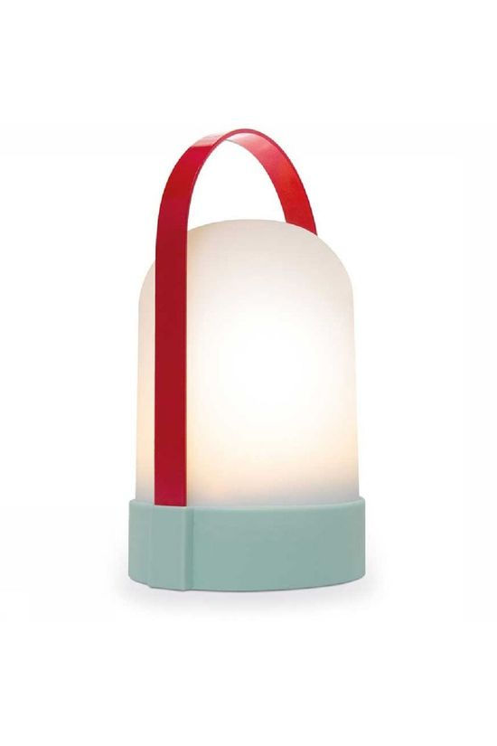 Remember Gadget Uri Lamp Anabelle Middenrood/Wit