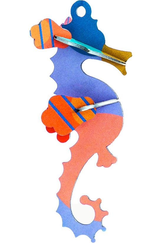 Studio ROOF Gadget Ornament Sea Horse Assorti / Gemengd