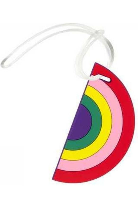 FIS Gadget Luggage Tag Ass. Rainbow