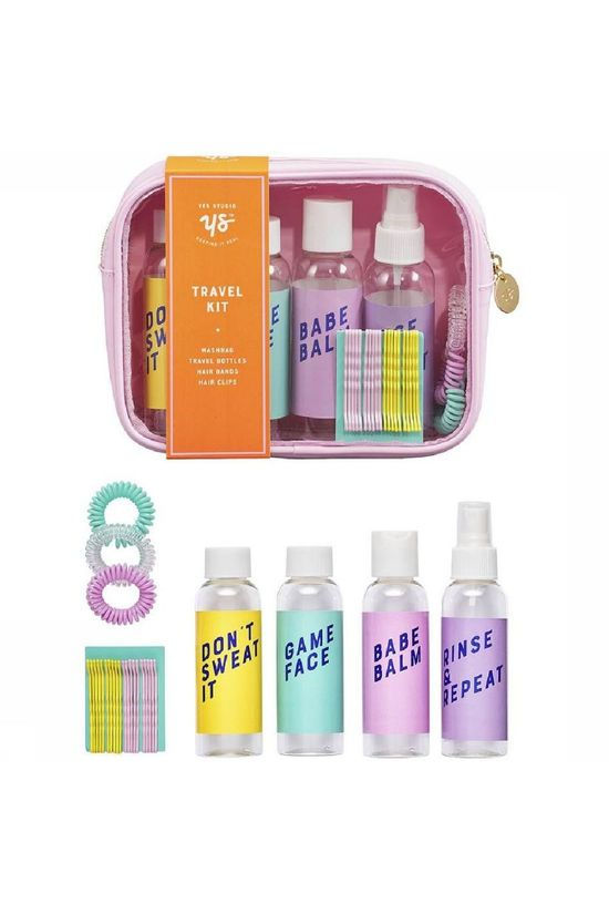 Yes Studio Gadget Vacay Travel Kit Lichtroze