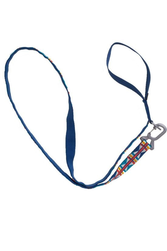 United by Blue Gadget Woven Dog Leash Dark Blue/Assorted / Mixed