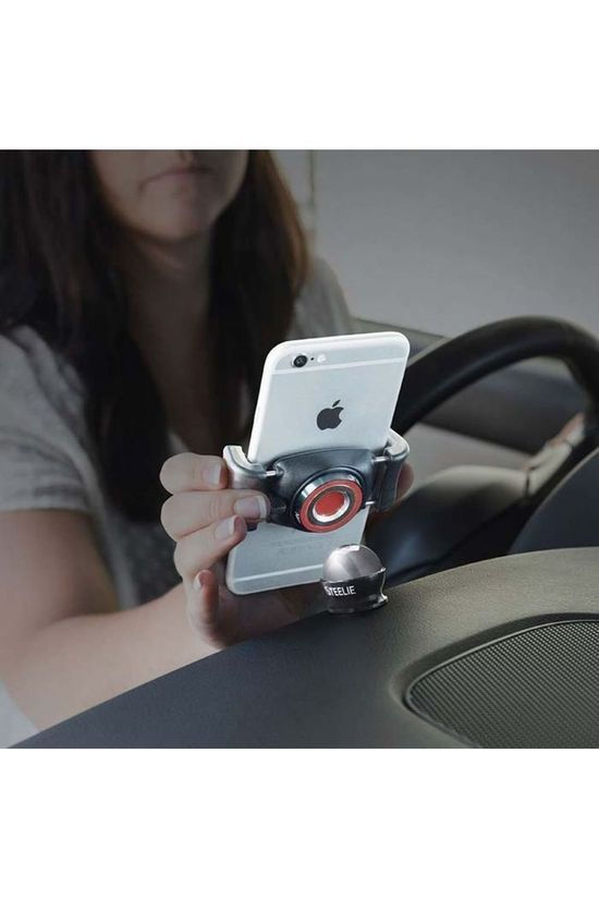 Nite Ize Steelie Freemount Car Mount Kit Smartphone Noir