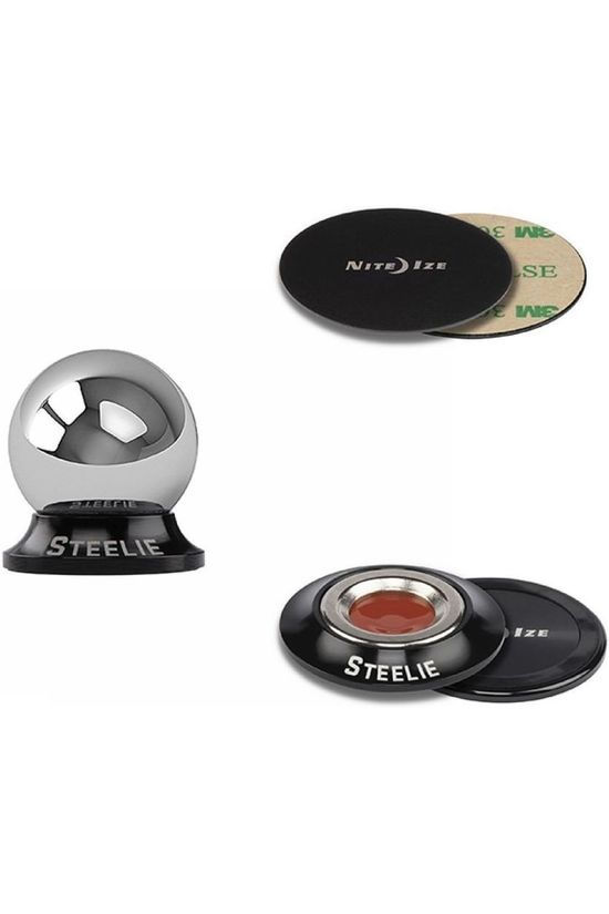 Nite Ize Steelie Orbiter Dash Mount black