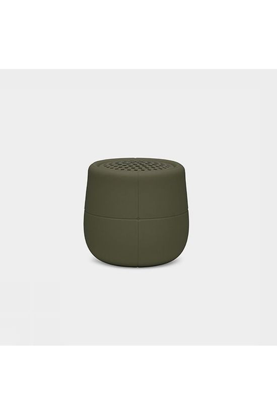 Lexon Mino X Floating Water Resistant Speaker mid khaki